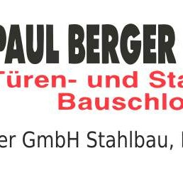 Referenz Paul Berger GmbH