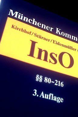 Münchener Kommentar zur Insolvenzordnung