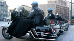 Polizei in Washington, DC