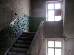 Verlassene Kaserne