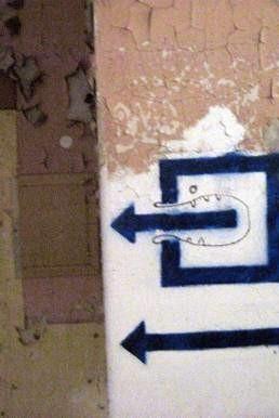 Symbolbild: wo lang?