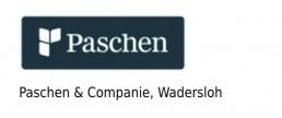 Referenz Paschen & Companie