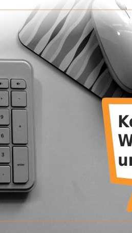 Symbolbild Tastatur und Mouse